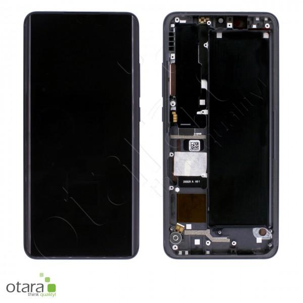 Displayeinheit XIAOMI Mi Note 10 Lite (M2002F4LG), Midnight Black, Serviceware