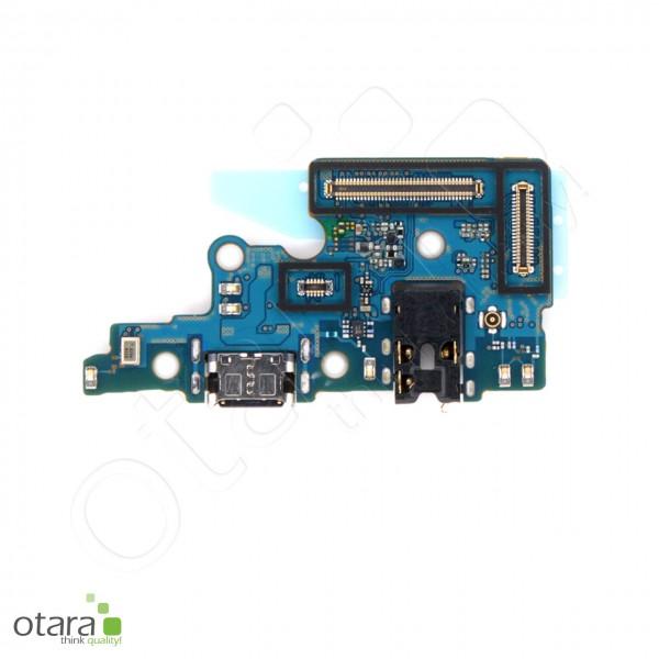 Samsung Galaxy A70 (A705F) Ladebuchse Platine USB-C, Mikrofon, Audio Jack, Serviceware