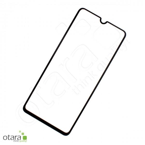 Schutzglas Edge to Edge (full glue) für Samsung Galaxy A70, schwarz (ohne Verpackung)