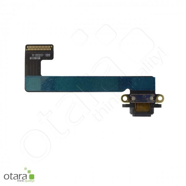 Lade Konnektor Flexkabel geeignet für iPad mini 3 (2014) A1599 A1600, schwarz