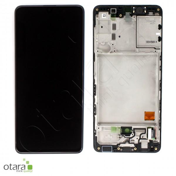 Displayeinheit Samsung Galaxy A41 (A415F), black, Serviceware