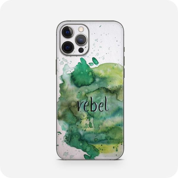 "GREEN MNKY Backcover Skin Smartphone 7"" (Diana Grimm Kollektion) ""Rebel"" [3 Stück]"