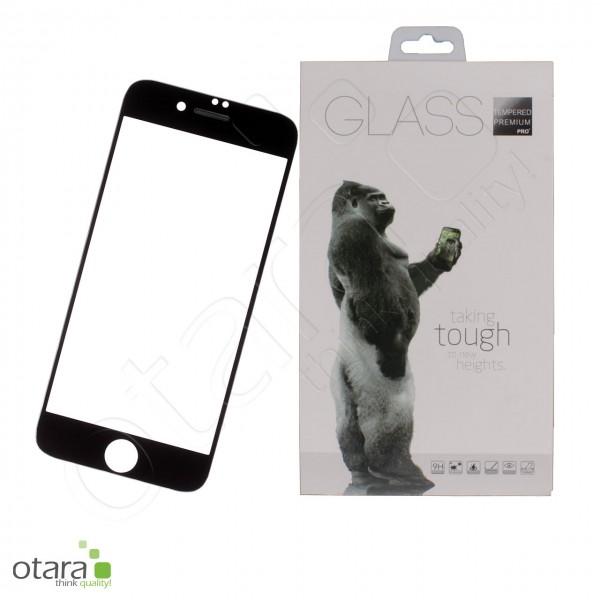 Schutzglas Premium 11D für iPhone 7/8/SE2 (2020), schwarz
