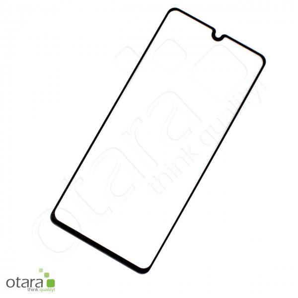 Schutzglas Edge to Edge (full glue) für Samsung Galaxy A41, schwarz (ohne Verpackung)