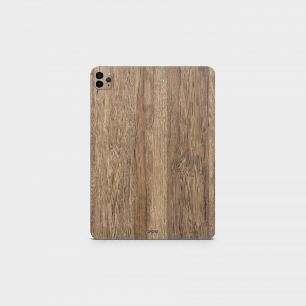 "GREEN MNKY Backcover Skin Tablet 11"" (Struktur Serie) ""Wood Backfilm"" [3 Stück]"