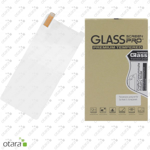 Schutzglas für Samsung Galaxy Note 9