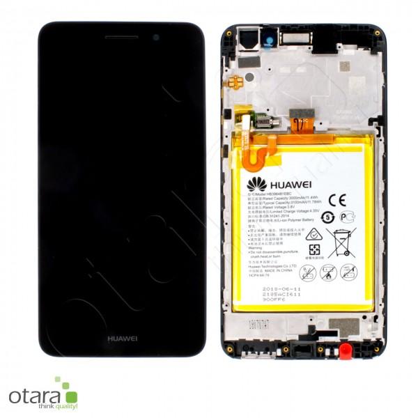 Displayeinheit Huawei Y6II, schwarz, Serviceware