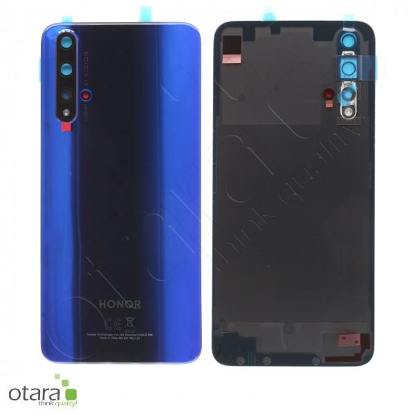 Akkudeckel Huawei Honor 20, sapphire blue, Serviceware