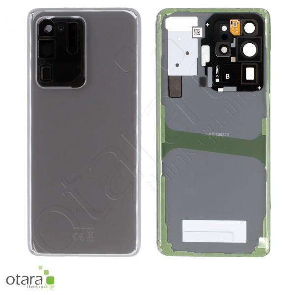 Akkudeckel Samsung Galaxy S20 Ultra (G988B), cosmic grey, Serviceware