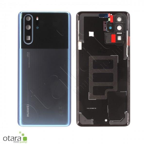 Akkudeckel Huawei P30 Pro, mystic blue, Serviceware