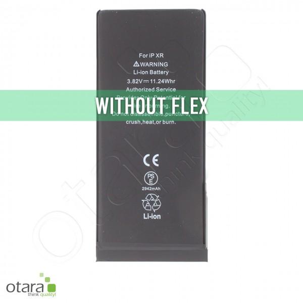 Akku geeignet für iPhone XR [3.79V|2942mAh] ohne Flex