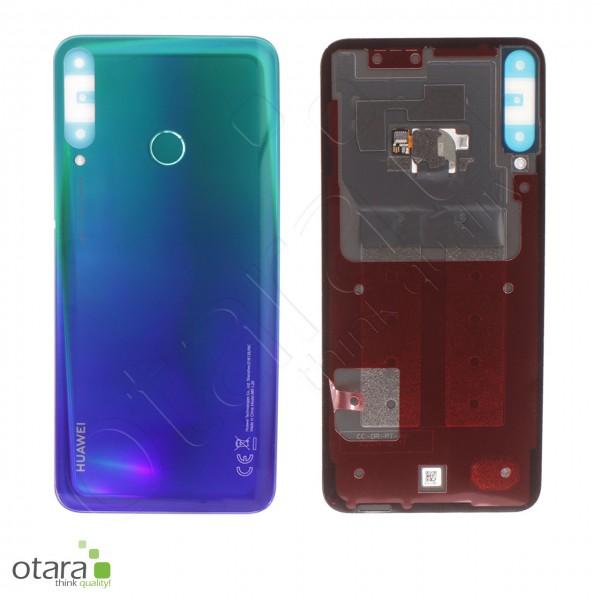 Akkudeckel Huawei P40 Lite E, aurora blue, Serviceware