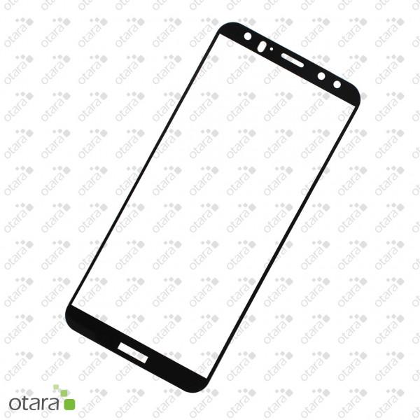 Panzerglas Edge to Edge für Huawei Mate 10 Lite, schwarz (ohne Retail Verpackung)
