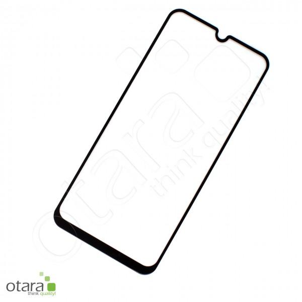 Schutzglas Edge to Edge (full glue) für Samsung Galaxy A30, schwarz (ohne Verpackung)