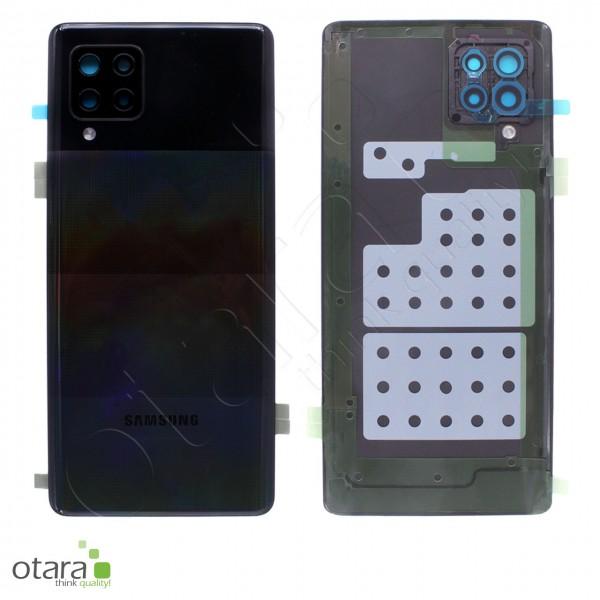 Akkudeckel Samsung Galaxy A42 5G (A426B), prism dot black, Serviceware