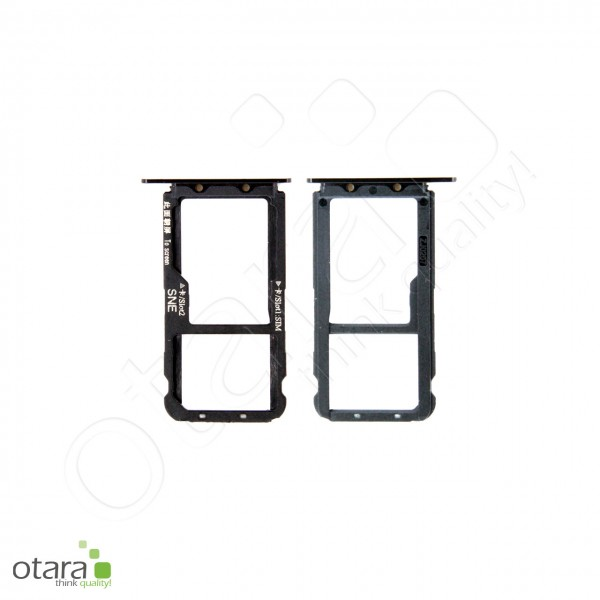 Simkarten Halter Huawei Mate 20 Lite black, Serviceware