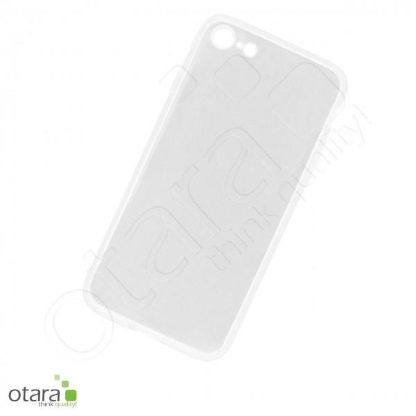 Silikoncase/Schutzhülle für iPhone 7/8/SE (2020), transparent