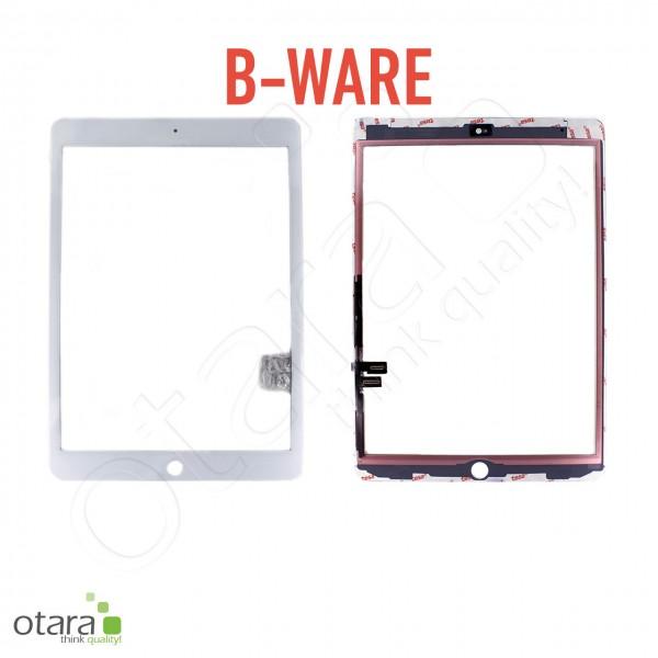 B-WARE Displayglas geeignet für iPad 7 (10.2 2019) A2197 A2198 A2200 (o.HB), weiß