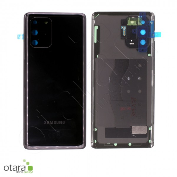 Akkudeckel Samsung Galaxy S10 Lite (G770F), Prism Black, Serviceware
