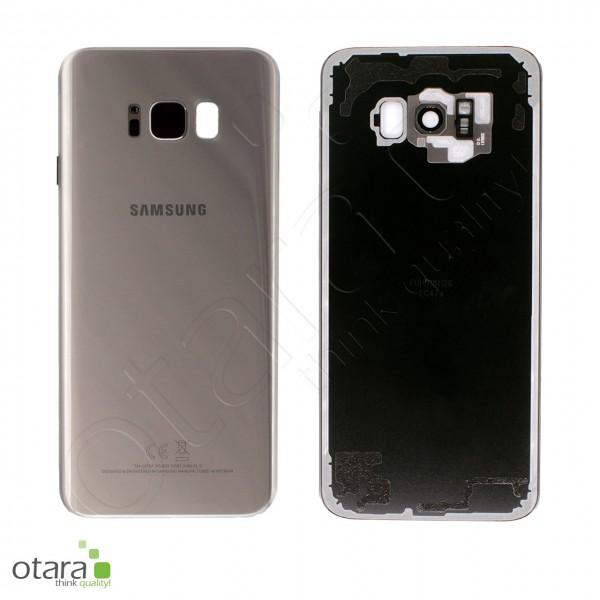 Akkudeckel Samsung Galaxy S8 Plus (G955F), maple gold, Serviceware