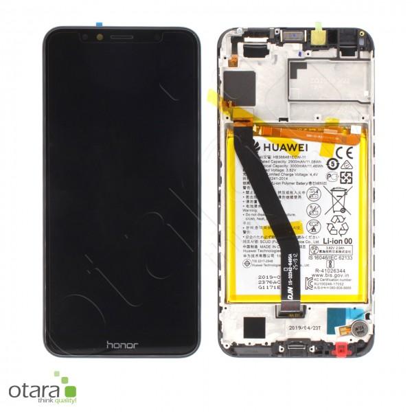 Displayeinheit Huawei Honor 7A, schwarz, Serviceware