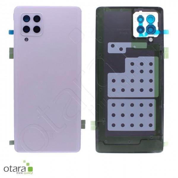 Akkudeckel Samsung Galaxy A42 5G (A426B), prism dot white, Serviceware