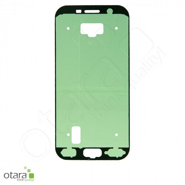 Samsung Galaxy A3 2017 (A320F) passende Klebefolie für LCD Display Rahmen