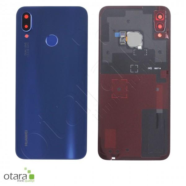 Akkudeckel Huawei P20 Lite, klein blue, Serviceware
