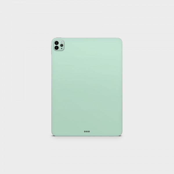 "GREEN MNKY Backcover Skin Tablet 11"" (Struktur Serie) ""Baby Blue"" [3 Stück]"