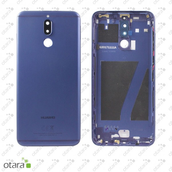 Akkudeckel Huawei Mate 10 Lite, blau, Serviceware