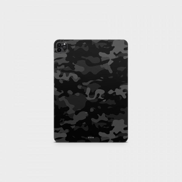 "GREEN MNKY Backcover Skin Tablet 11"" (Struktur Serie) ""Camouflage Black Mirror"" [3 Stück]"