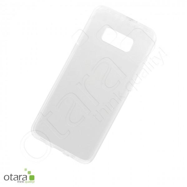 Silikoncase/Schutzhülle für Samsung Galaxy S8, transparent