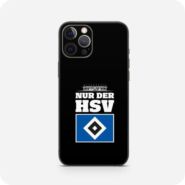 "GREEN MNKY Backcover Skin Smartphone 7"" (HSV Kollektion) ""Nur der HSV"" [3 Stück]"