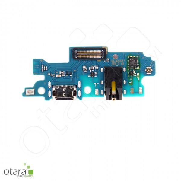 Samsung Galaxy M20 (M205F) Ladebuchse Platine USB-C, Mikrofon, Audio Jack, Serviceware