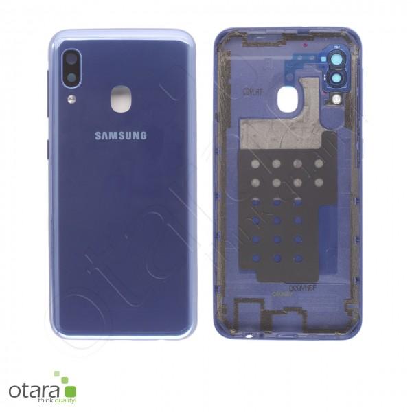 Akkudeckel Samsung Galaxy A20E (A202F), blue, Serviceware