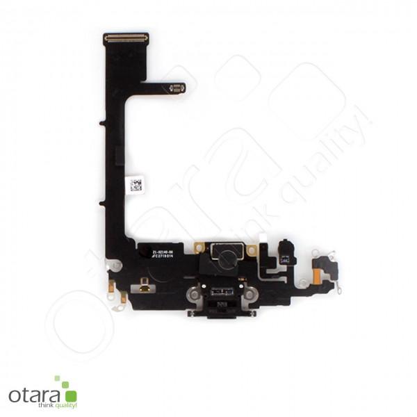 Lade Dock Connector Flex geeignet für iPhone 11 Pro (Ori/pulled Qualität), schwarz