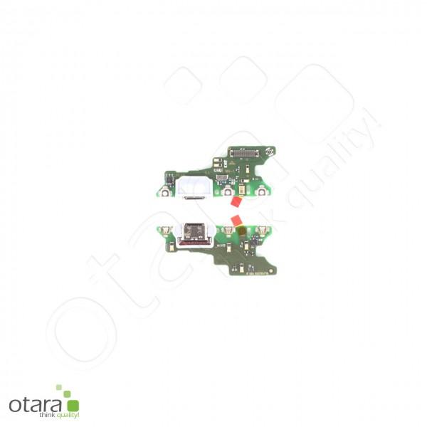 Huawei Honor 20 Pro Lade Konnektor Platine mit USB-C, Serviceware