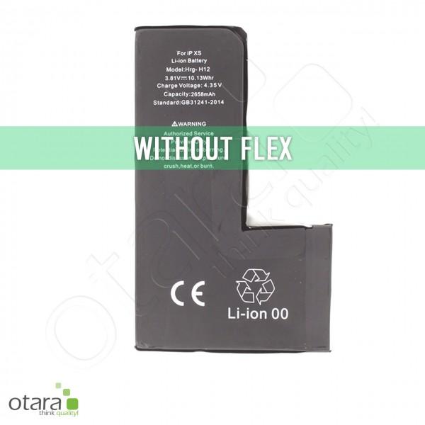 Akku geeignet für iPhone XS [3.81V 2658mAh] ohne Flex