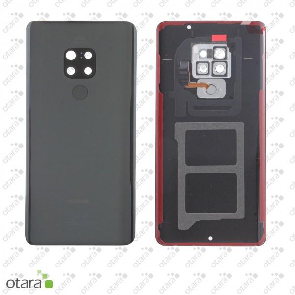 Akkudeckel Huawei Mate 20, black, Serviceware