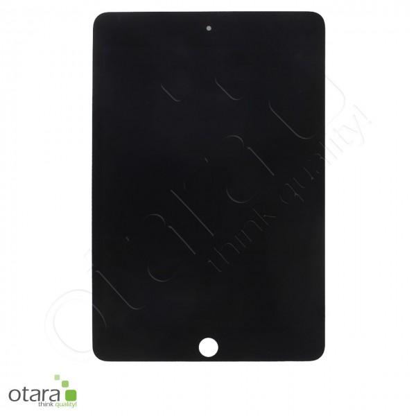Displayeinheit geeignet für iPad mini 4 (2015) A1538 A1550 (refurbished), schwarz