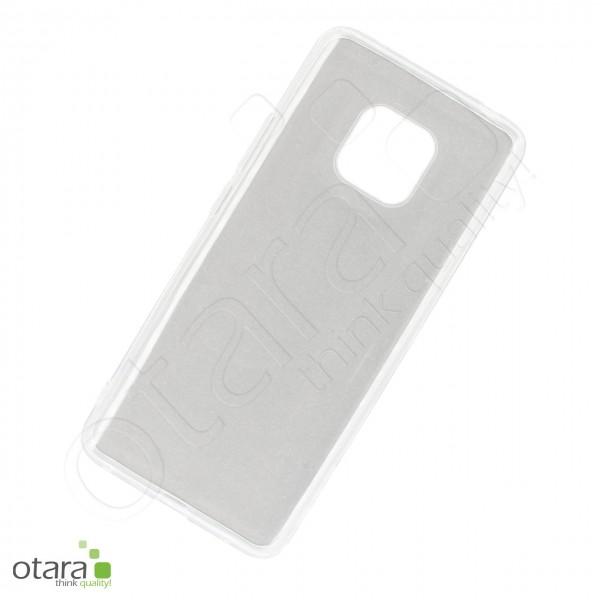 Silikoncase/Schutzhülle für Huawei Mate 20 Pro, transparent