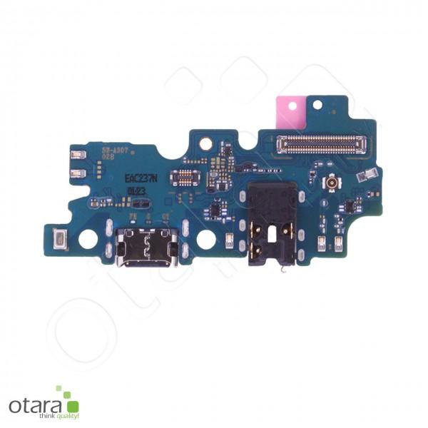 Samsung Galaxy A30s (A307F) Ladebuchse Platine USB-C, Mikrofon, Audio Jack, Serviceware
