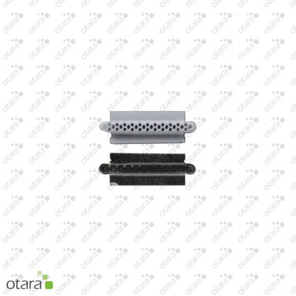 Huawei P8 Lite 2017 geeignetes Staubschutzgitter für Höhrmuschel, weiß