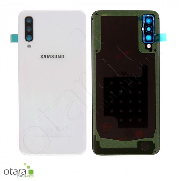 Akkudeckel Samsung Galaxy A50 (A505F), white, Serviceware