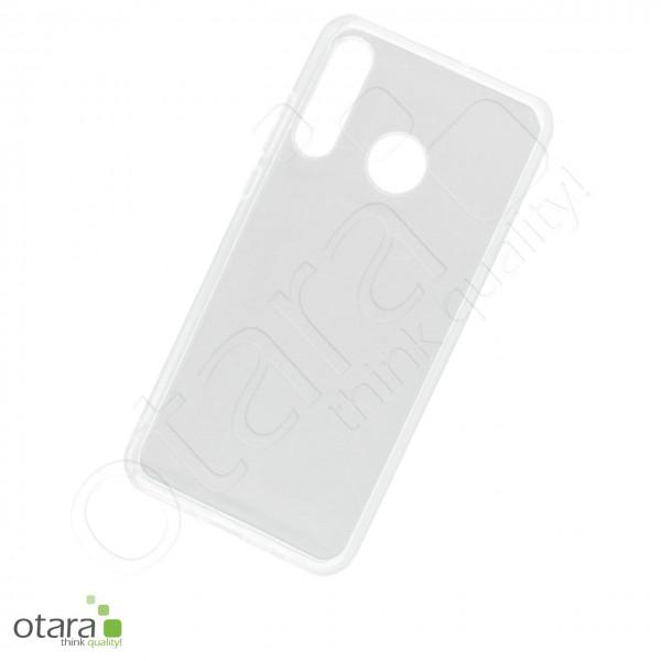 Silikoncase/Schutzhülle für Huawei P30 Lite, P30 Lite (new edition), transparent