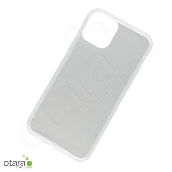 Silikoncase/Schutzhülle für iPhone 11 Pro, transparent