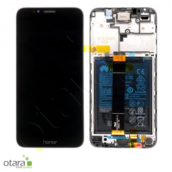 Displayeinheit Huawei Honor 7S, schwarz, Serviceware