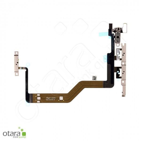 Ein/Aus Power und Volume Flexkabel geeignet für iPhone 12 Pro Max
