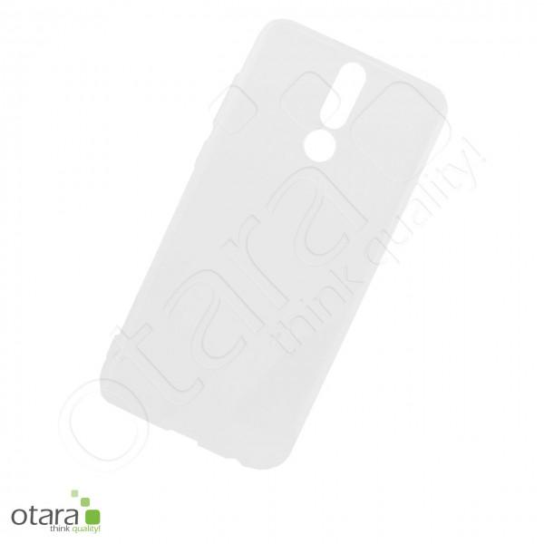 Silikoncase/Schutzhülle für Huawei Mate 10 Lite, transparent