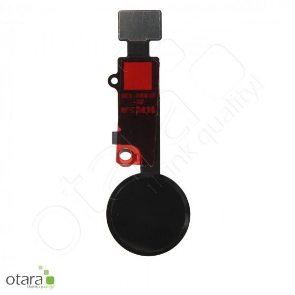 Home Button Flex inkl. Home Button geeignet für iPhone 7/7 Plus, 8/8 Plus, schwarz